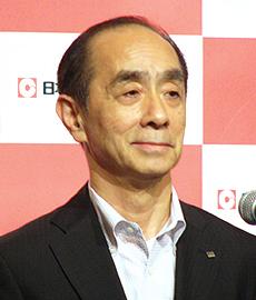 本田英一会長