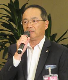 佐々木淳一新支部長