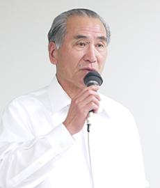 岩崎誠会長理事