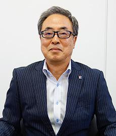 横山亮 専務取締役営業本部長