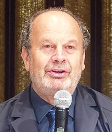 アルトゥーロ・ストッケッティ会長(ソァーヴェ・ワイン保護協会)