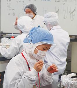 「食品微生物検査技士」の講習