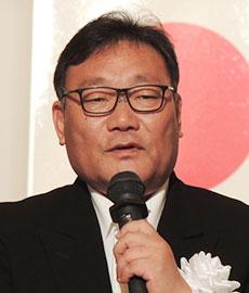 佐藤治男社長