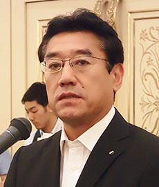 福井稔社長