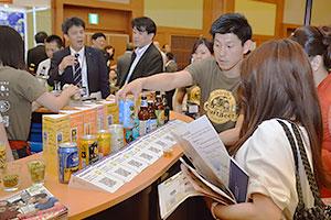 規模は小さいながら市場を活気づけるクラフトビール