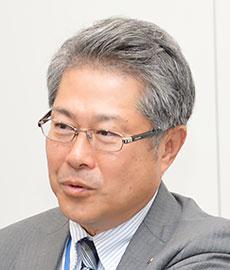 角田 憲治  執行役員商品本部本部長