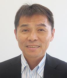 常務執行役員製粉・ミックス事業本部長 芝山 浩二氏