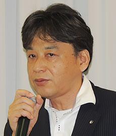 吉田充史取締役研究室長