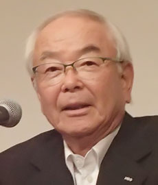 水垣宏隆会長(エム・シーシー食品 代表取締役社長)