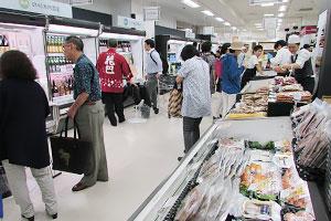 百貨店は集客力のある食料品の催事・イベントで競う