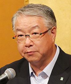 菊地逸夫社長