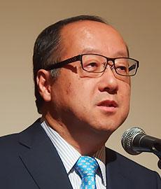 丸谷智保社長