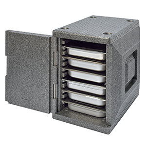 保冷・保温しながら持ち運べる「コンテナーBOX」
