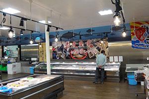 17年間売上高が伸び続けている香川の「新鮮市場きむら」(写真は瓦町FLAG店)