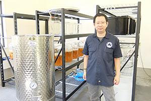 「イベントなどで積極的にアピールを続ける」と島田祐二課長