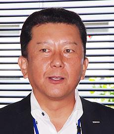 藤原隆男支店長