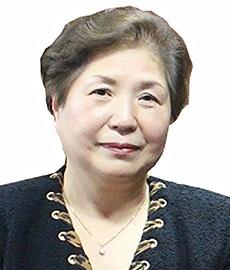松岡まち子代表取締役社長