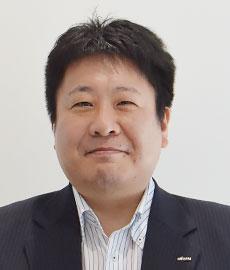 日本製粉 生産・技術本部プラント部 本田  敦 チームマネジャー