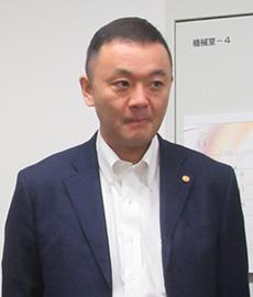 竹内雄二ビジネス開発部長
