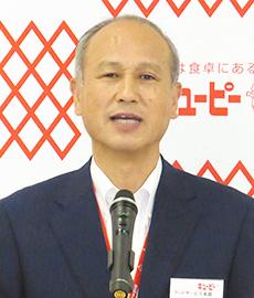 清水誠三・執行役員FS本部長