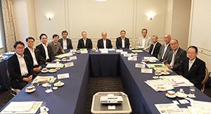 7月5日に東京・新橋の第一ホテル東京で行われた選考委員会