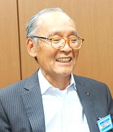 福田茂専務 食品事業本部長