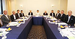 7月18日に開催された第20回「日食優秀食品機械・資材・素材賞」選考委員会