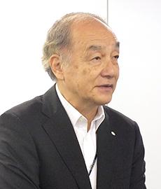 櫻井康文社長