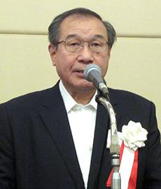 鎌田敏行会長