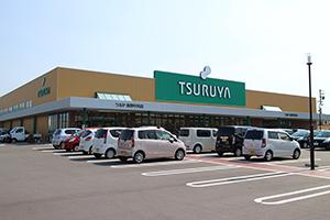 長野県内の小売トップを快走するツルヤ(長野中央店)