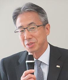 小林寛久 常務執行役員