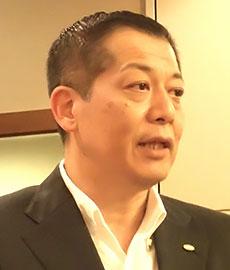 佐々木徳久社長