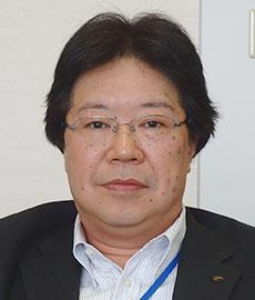 魚住直之 執行役員西日本営業本部本部長