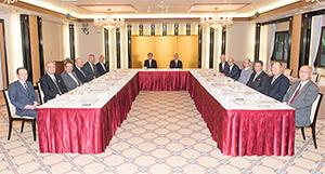 7月27日に東京・明治記念館で開かれた第50回食品産業功労賞選考委員会