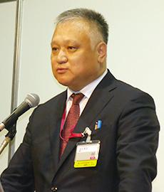 藤本明裕社長