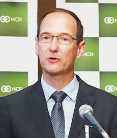 ダスティ・ラッツ米NCR社副社長