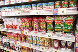 健康・リコピン訴求が定着しているケチャップ。価値戦略をいかに消費に結びつけるか真価が問われる