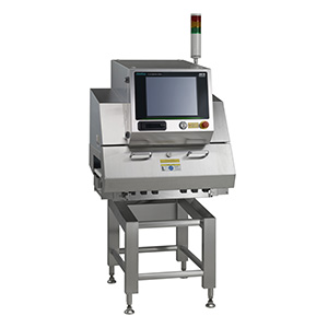X線検査機は「XR75」シリーズからかみ込み検査に特化したモデルを提案