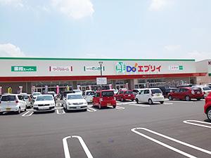 エブリイの高松市内2号店となる六条店