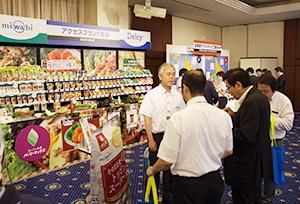 日本アクセス北海道は8月4日、秋季展示商談会「REBORN北海道再発見」をテーマに開催