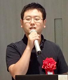 今村慎太郎NPO法人アレルギーっこパパの会理事長