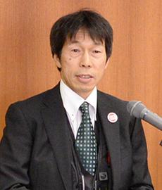 岩田洋二理事長