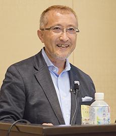 村井哲之理事長