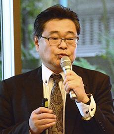 宮地雅典カゴメ執行役員大阪支店長