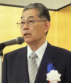 森田千里雄会長