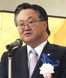 奥山吉昭社長