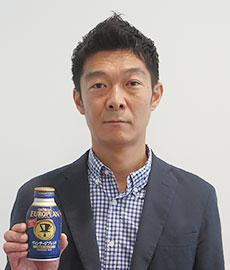 朴英俊日本コカ・コーラマーケティング本部コーヒーグループディレクター
