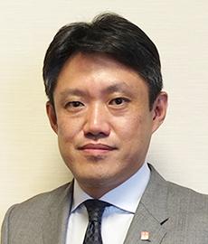 代表取締役社長 清水克能