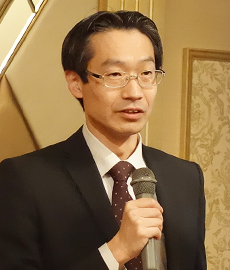 浦上憲治氏