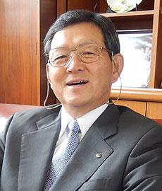 代表取締役社長 尾家啓二